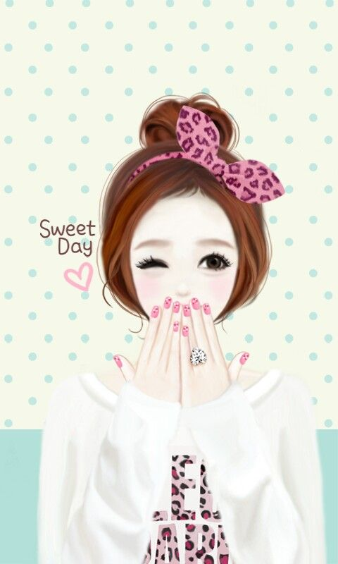 Korean cute Love Wallpaper : 50 best images about korean cute cartoon on Pinterest
