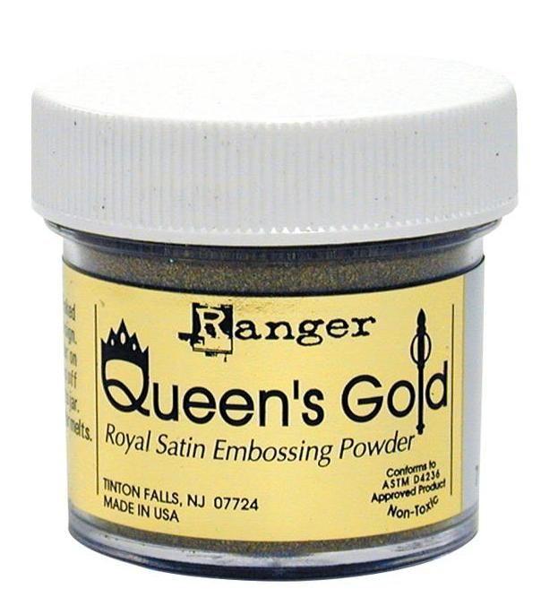 SM3706 Queen Пудра золотистая