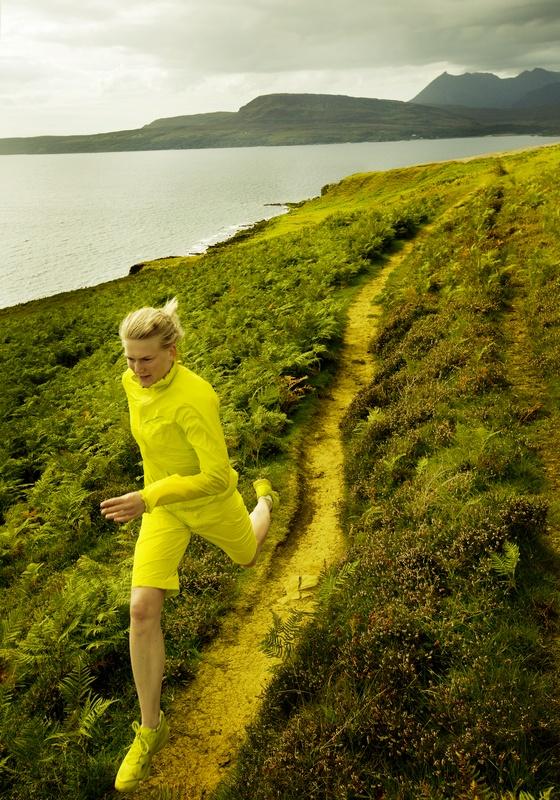 Haglöfs Intense -mallisto aktiivitreenaajalle  #Haglofs #Intense #Training #Running