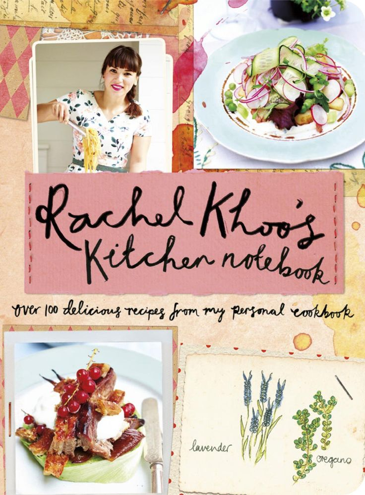 ISSUU - Rachel Khoo's Kitchen Notebook - PREVIEW by Penguin Books