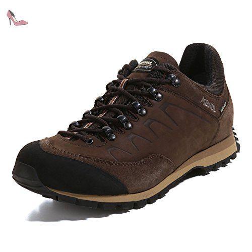 Meindl Mantova GTX® Chaussures de randonnée homme - Marron - Mocca, 46 EU -