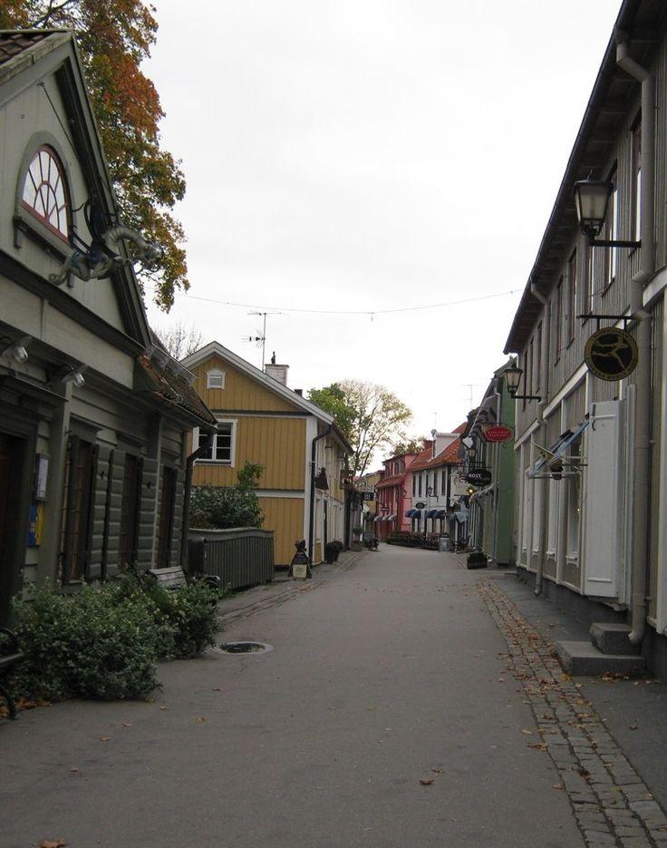Já ouviu falar de Sigtuna, perto de Estocolmo? #viajarpelahistoria