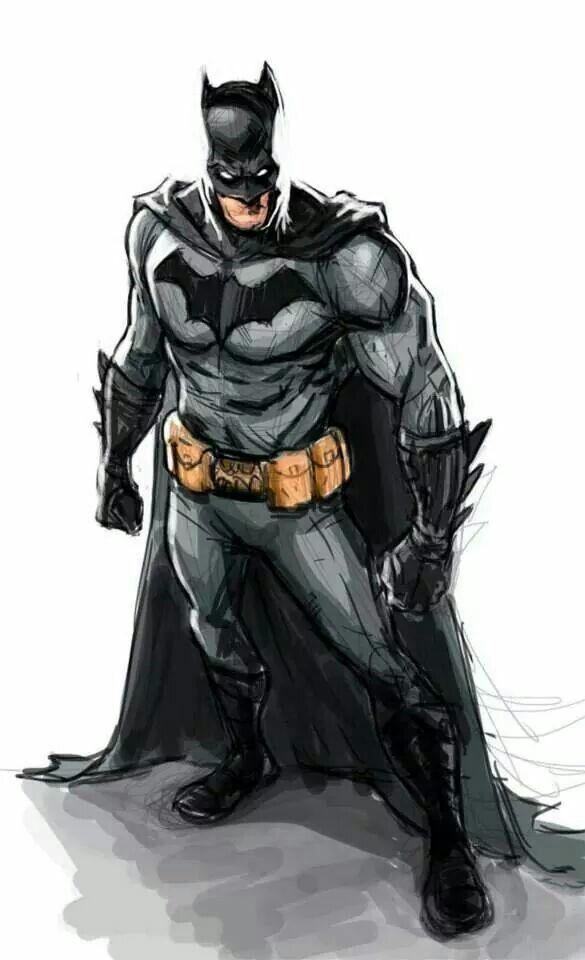 Batman by Diego Galindo