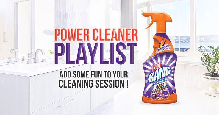 Tee soittolista ja voita Spotify Premium tilaus. Kilpailu päättyy 25.12.2016. http://bang-your-cleaning.com/fi