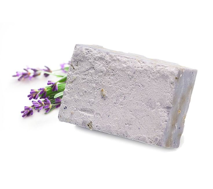 Our Lavender Soap is an extra-soft, French lavender moisturizer. Offsets daily tensions. For all skin types and all moods.