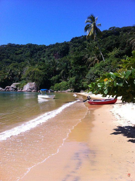 Ilha Grande, Rio de Janeiro, Brasil