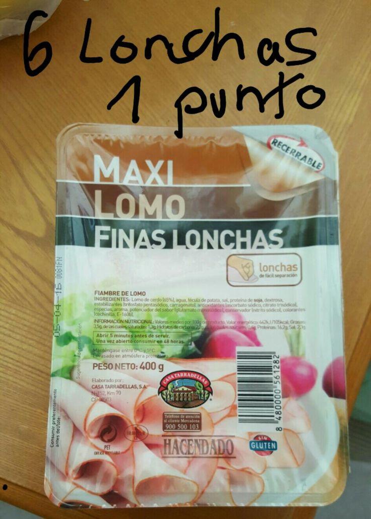 6 lonchas 1pp