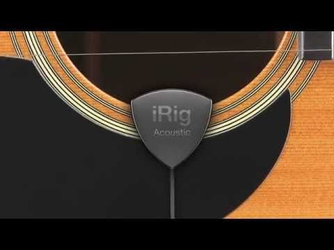 Amplitube Acoustic update for iRig Acoustic - Have the issues been fixed? - YouTube