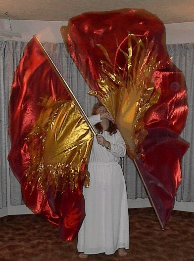 picture of a flame flag | www.angelfire.com/wa3/flagsforhim  Lois in vancouver wa. the best of the flag makers...