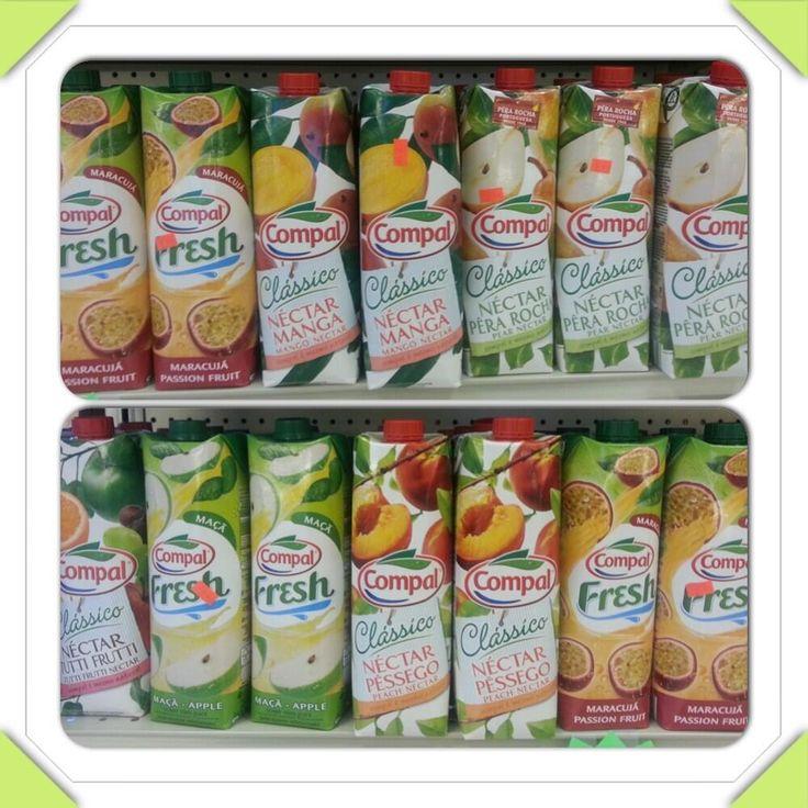 Litros de fruta que faz bem!