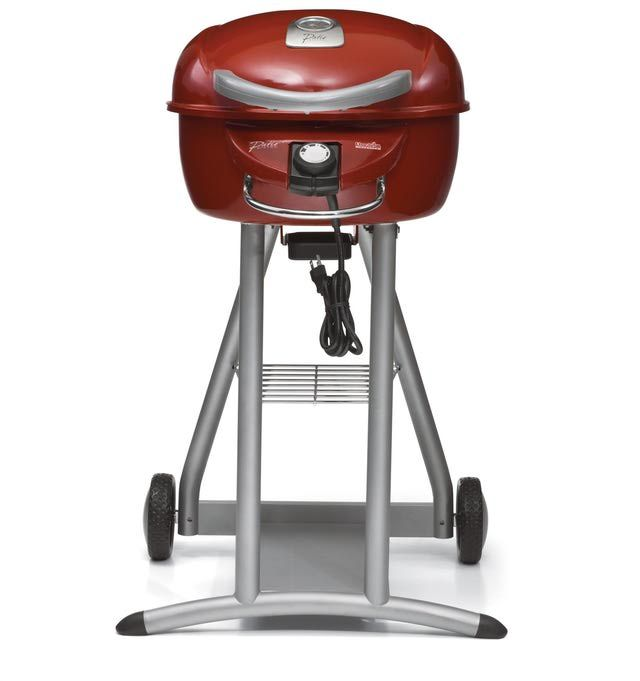 Char Broil Patio Bistro Infrared Electric Grill Model# 10601578: Char Broil  Patio