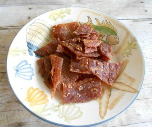 Pork Jerky Golden Island Jerky