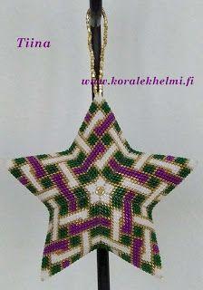 Koralek – käsintehdyt korut : Tiinan tähti