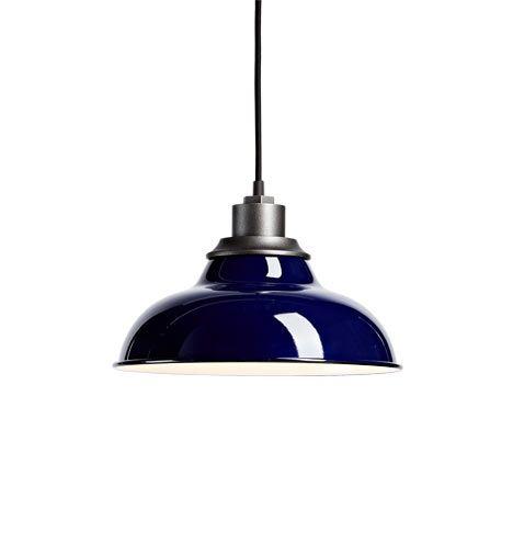 """Carson 12"""" Cord Pendant - Cobalt Blue Cobalt Blue A1894"""
