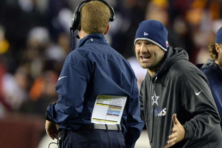 9. Jason Garrett and Tony Romo, Dallas Cowboys  Garrett's marriage to the Dallas Cowboys has lasted for ages. After spending 1993 through 2000 playing for the team, Garrett has since spent 2007 until now as an offensive coordinator, assistant head coach and now head coach.  Even though the Cowboys have had only one postseason run during Garrett's leadership which came in 2014, the chemistry he and Romo have developed is not easily broken.  Setting the team's horrific 2015 season aside, the…