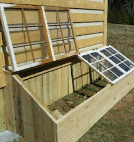 Greenhouse! I love this idea!