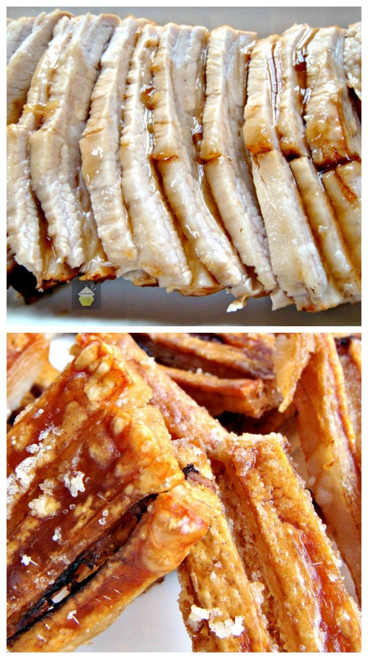 Roast Pork and Crackling - Let me show you the easy trick to getting a nice crispy crackling PLUS tender juicy meat!