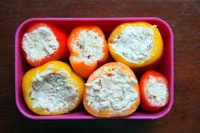 Primal Kitchen: A Family Grokumentary: Tuna Stuffed Mini Peppers