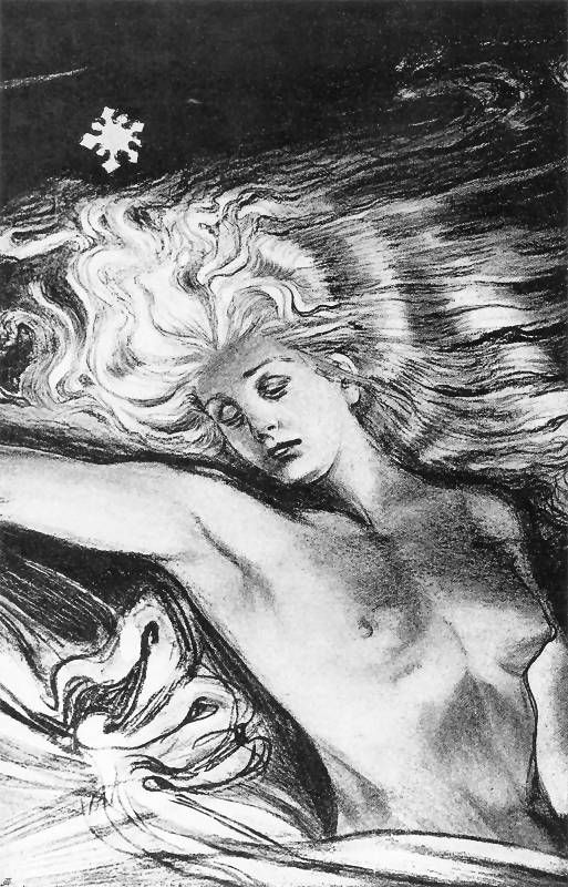 Stanisław Wyspiański, Venus - Aurora, 1897