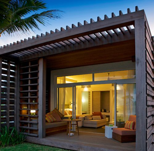 The Sustainable and Iconic Long Beach Hotel on Mauritius | Home Design Find