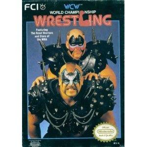 World Championship Wrestling - NES