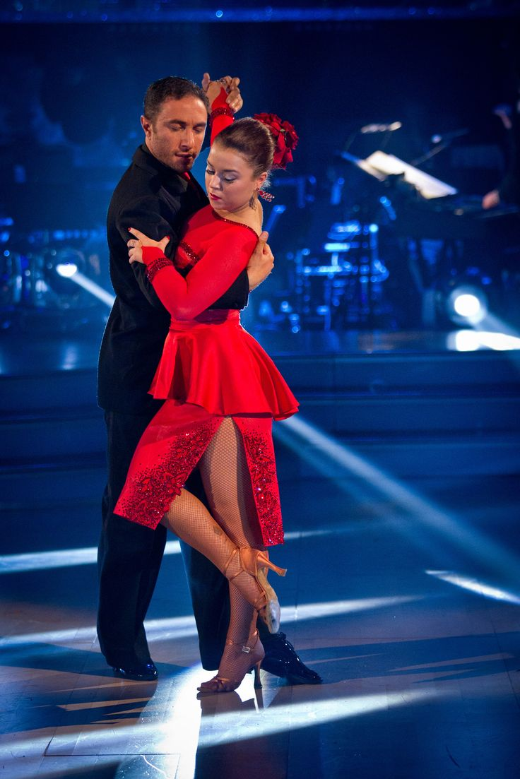 Dani and Vincent - Strictly Come Dancing - Semi Final 2012