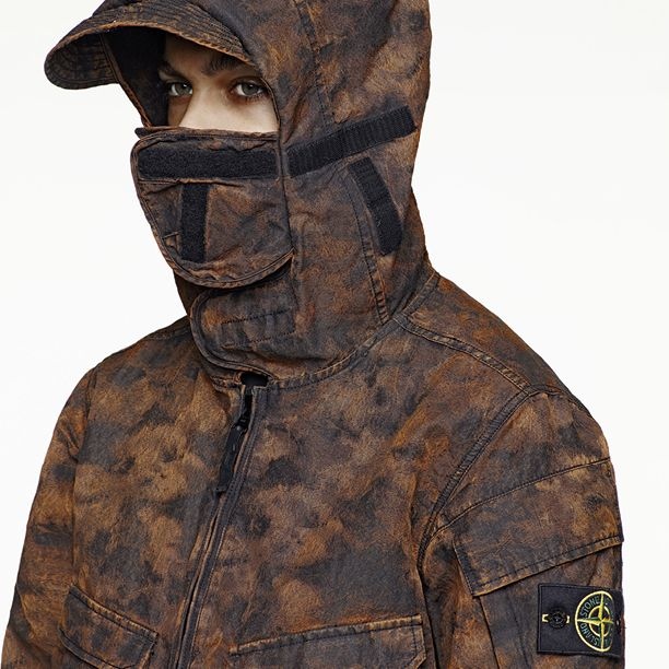 6415 Stone Island  Watch the Spring Summer '016 Lookbook on stoneisland.com