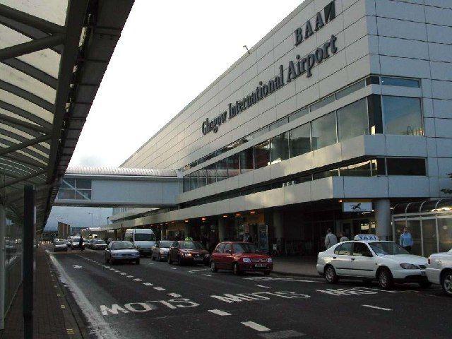glasgow international airport gla in paisley renfrewshire