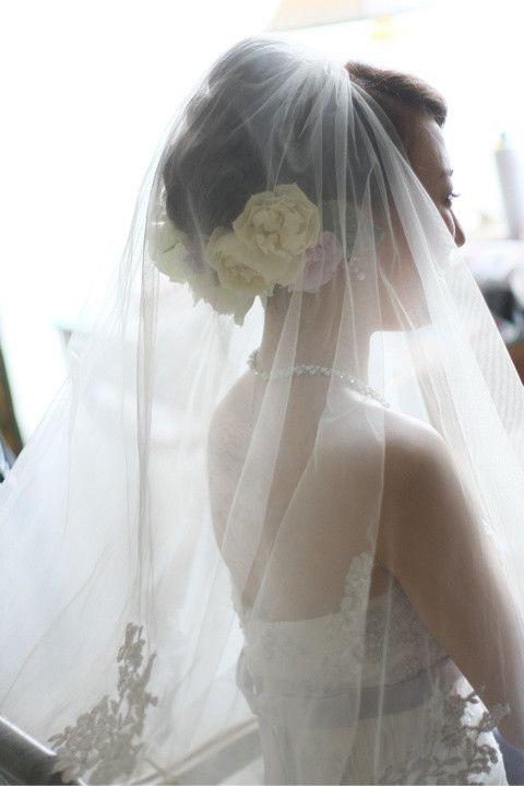 椿山荘での結婚式お呼ばれ♪ の画像|aMuse vie Bridal♡VeraWang♡