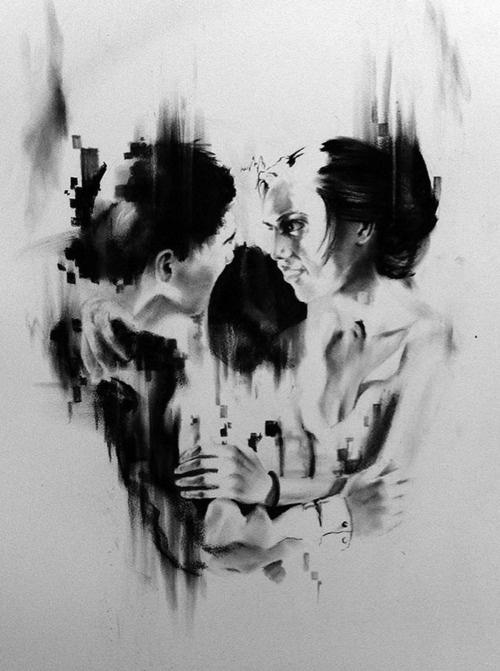 Artist Tom Fremch