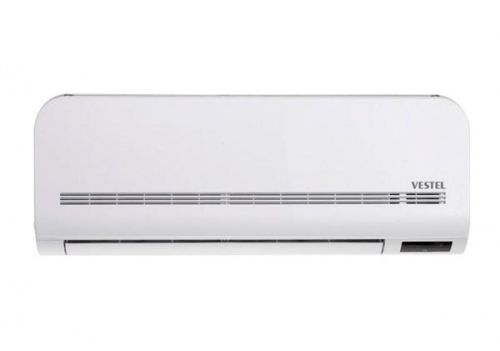 Vestel Comfort Plus 24 Duvar Tipi Split Klima A enerji sınıfı ile düşük tüketim harcayarak tasarruf etmenize yardımcı olan bu klima, Defrost özelliği ile de dış ünitede oluşan buzları otomatik olarak çözecektir. Dijital ekranı ile kolay kullanımı sağladığı gibi sessiz çalışma özelliği ile de etkileyeci bir sessizliğe sahiptir. http://www.beyazesyamerkezi.com/Vestel-Comfort-Plus-24-Duvar-Tipi-Split-Klima.html
