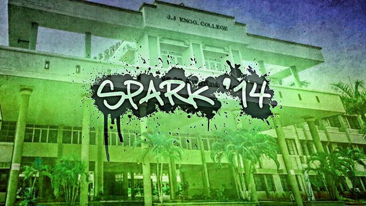 SPARK 2K14, JJ College of Engineering and Technology, Trichy Event Date:  Fri, 2014-09-19 College / Institute:  J.J. College of Engineering & Technology, Tiruchirappalli SPARK 2K14, JJ College of Engineering and Technology, Trichy Type of Event: College Fests - Indcareer