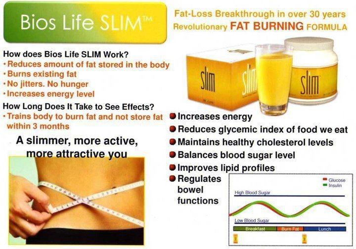 Bios Life Slim - Fat loss breakthrough