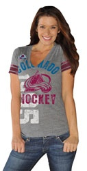 i need more money.. Colorado Avalanche Women's Grey Big Play Tri-Blend Deep V-Neck T-Shirt GBP 21.62 http://www.fansedge.com/Colorado-Avalanche-Womens-Grey-Big-Play-Tri-Blend-Deep-V-Neck-T-Shirt-_1471187368_PD.html?social=pinterest_pfid28-32057