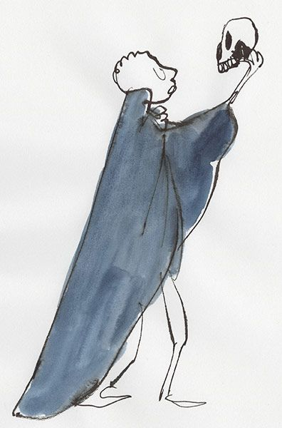 Quentin Blake: my whole childhood with him and Roald Dahl