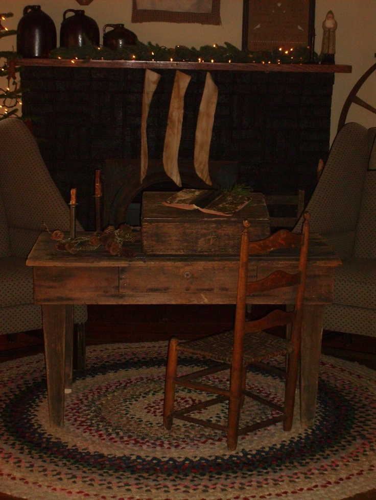 146 best images about primitive desks on pinterest pine 11371 | b11371cbe748624a9d7a9dfb51b2cc98 prim decor primitive decor