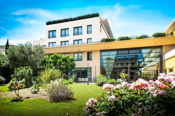 Hotel Reviews - Avignon Grand Hotel -  - #Avignon, #France