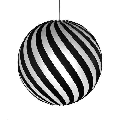 Lighting , Fascinating Bounce Hanging Light By David Trubridge : Fire Globe