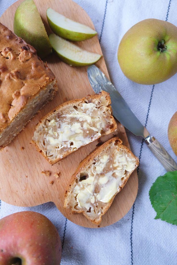 Apple Walnut Bread, yummy