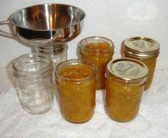 Recipes for peach chutney easy
