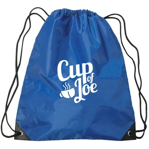 Browse our wide variety of custom drawstring bags today! ePromos promotional experts can personalize this promotional drawstring for your company for a low pric
