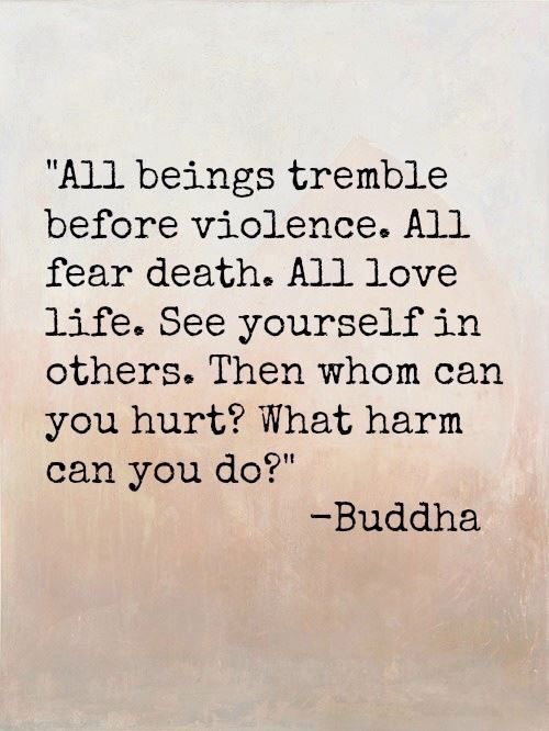 See yourself in others... #Buddha #Buddhism
