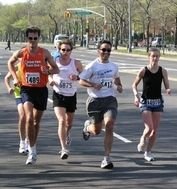 Félmaraton edzésterv teljesen kezdő futóknak: 10 hetes