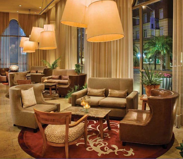 hotel lobby design | ... Boutique Hotel Interior Design of Hotel Adagio, San Francisco