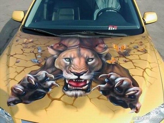 Curso digital de aerografia para pintura automotiva – Cursos Sem Sair de Casa