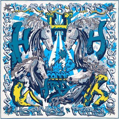 La Maison des Carrés Hermès | H Comme Hermes
