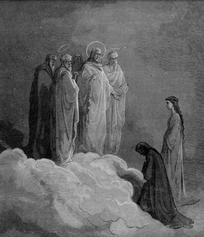 Gustave Doré (Illustrations of Divine Comedy – Heaven — Ilustraciones para La…