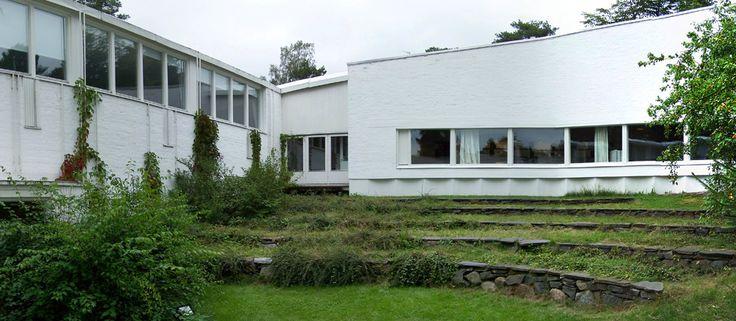 Studio Aalto à Munkkiniemi (Helsinki)