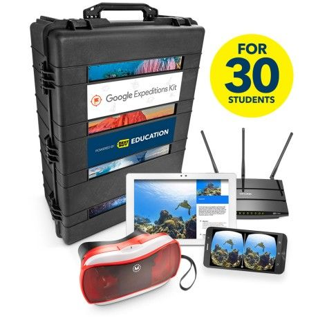 Google Expeditions, Google Expeditions Kits, Best Buy, Classroom, Technology, Virtual Reality