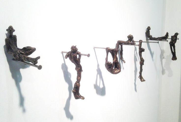 Down To Art Gallery - Ghent - Belgium Robert Bischof - The Nailguys
